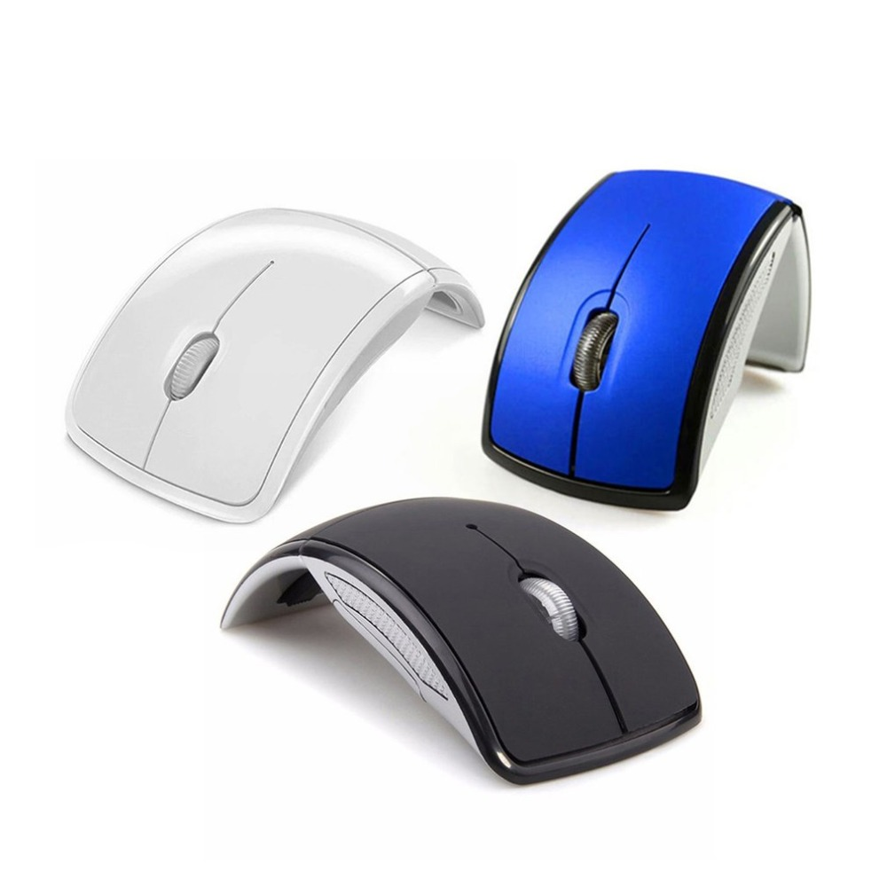 Mini 2 4G Wireless Gaming Mouse USB Receiver Notebook 2 4G Wireless Mice 1200DPI Laptop Computer