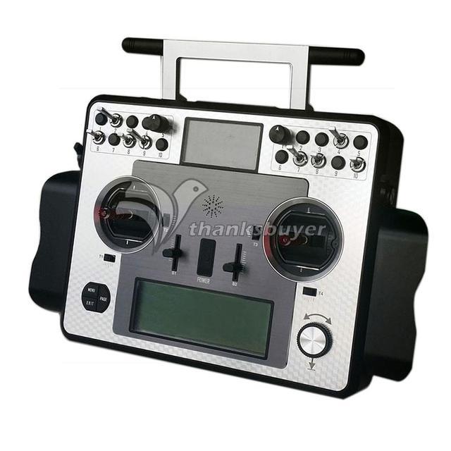 Frsky Таранис X9D X9E 32CH Пульт дистанционного управления RC ПЛЮС с алюминиевая Коробка и X6R Приемник для Вертолет Quadcopter FPV БПЛА Drone