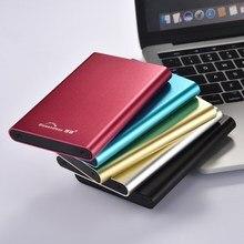 HDD 2.5″250gb Portable External Hard Drive USB3.0 80GB Hard Disk 120GB Hd Externo For laptop desktop 1TB