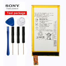 Original Sony High Capacity Phone Battery For For Sony Xperia Z3 Mini Z3 Compact Z3C D5803 D5833 LIS1561ERPC 2600mAh 4 6 white or black for sony xperia z3 mini compact d5803 d5833 lcd display touch digitizer screen assembly sticker