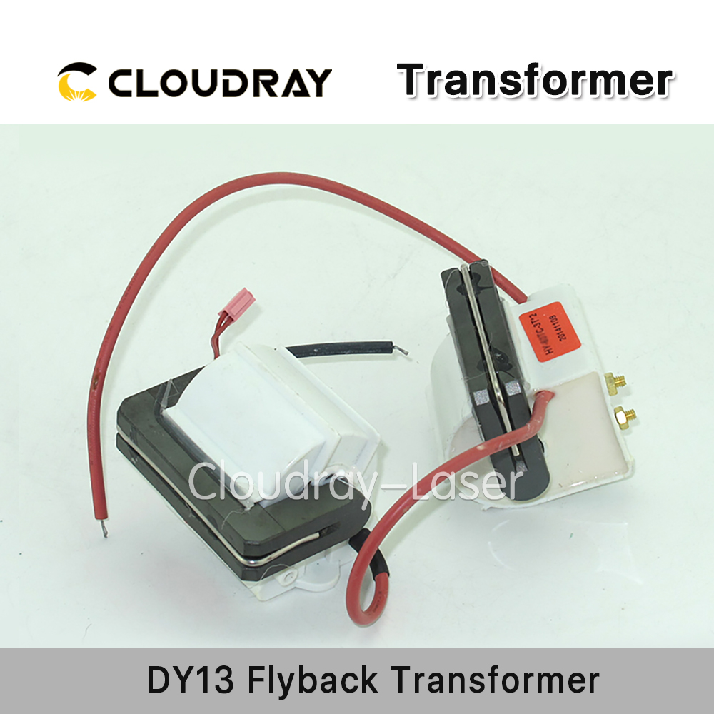 Cloudray High Voltage Flyback Transformer for RECI DY13 Co2 Laser Power Supply цена 2017