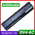 4400 мАч аккумулятор для ноутбука HP 462889-421 462890-151 HSTNN-CB72 HSTNN-CB73 G50 G50-100 G71-340US HDX X16T-1000 технический директор G61 G71 HDX16