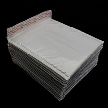 10 pieces / pack 170 * 180mm waterproof white pearl film bubble envelope pouch foam mail filled envelope wrap Kraft(China)