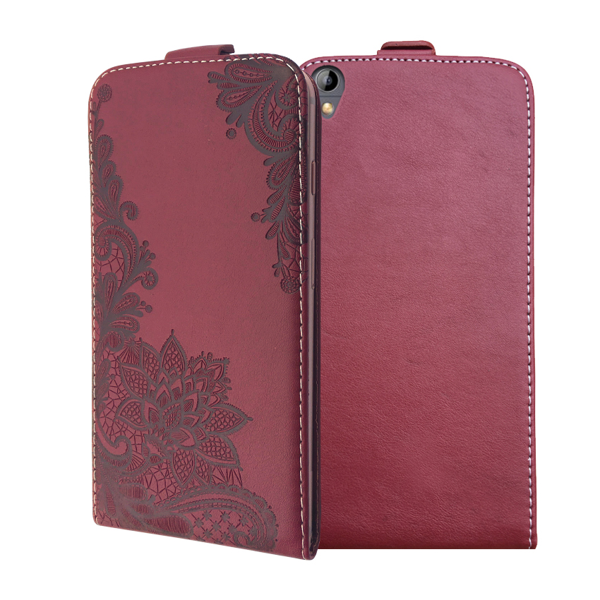 3D Stereo Embossing lace flower butterfly flip up and down leather phone bag cover case for Ark Impulse <font><b>P2</b></font> LTE