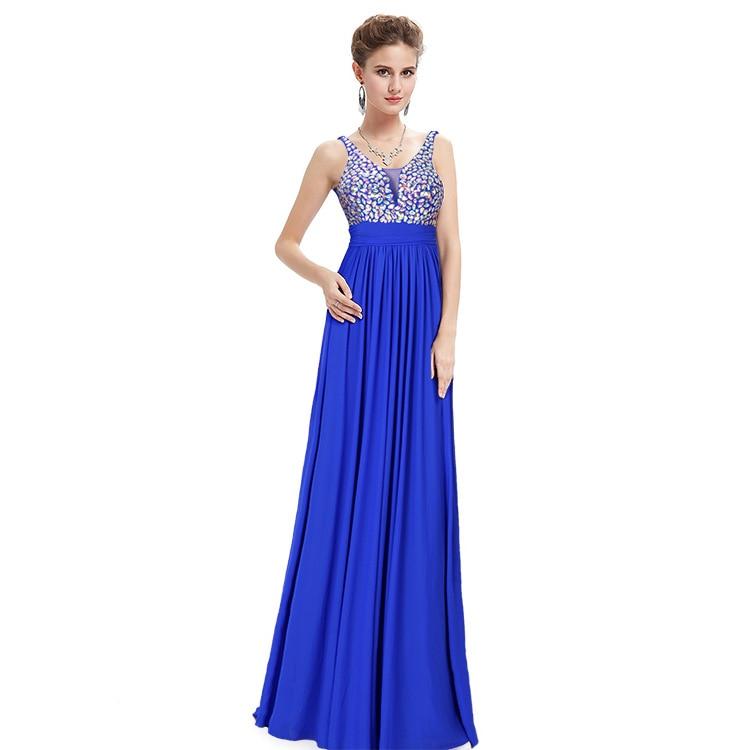 7ec4cc0524 4 Color NET yarn & Cotton Bridesmaid Dresses Long Sexy V Neck Bridal ...