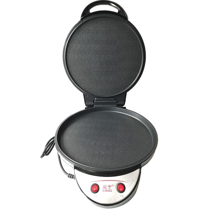 Plat de cuisson électrique 35 cm ménage plaque de cuisson gâteau Machine Pizza crêpes faisant la Machine AN-6135A