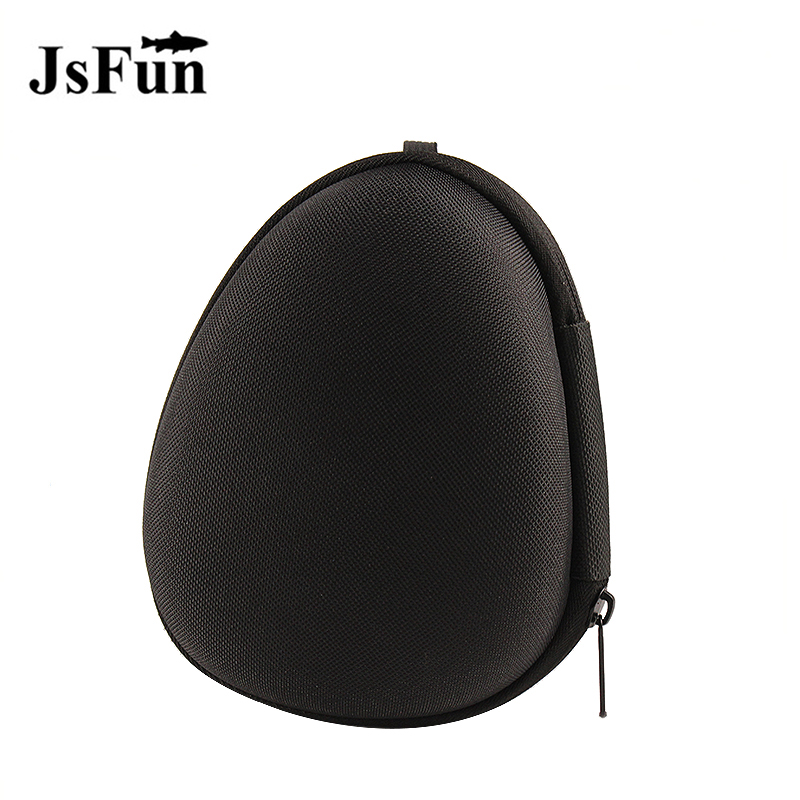 Portable Fishing Reel Bag Accessories Protective Outdoor Case Cover Box Pouch Fishing Bag High Quality PJ69