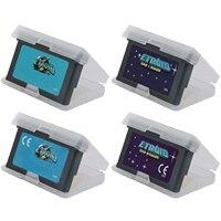 Video Game Cartridge 32 Bits Game Console Card Metroi Games Series US EU Version English Language