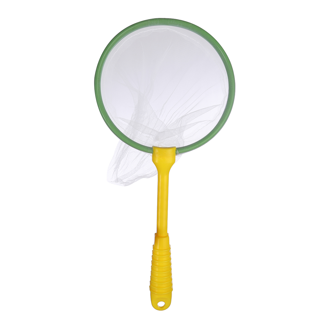 VICTMAX 41cm Kids Butterfly Net Mesh Garden Tool Child Gift for Catching Bugs Insect Garden Suppliers - Yellow GreenVICTMAX 41cm Kids Butterfly Net Mesh Garden Tool Child Gift for Catching Bugs Insect Garden Suppliers - Yellow Green
