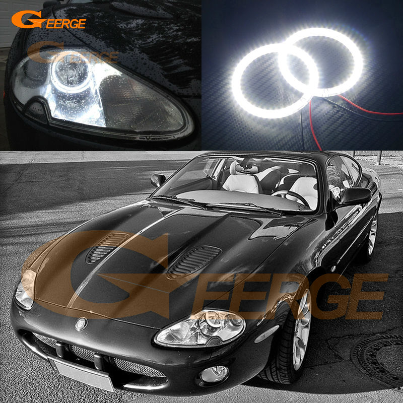 For Jaguar Xk8 Xkr X100 Portfolio 1996 2006 Excellent Led