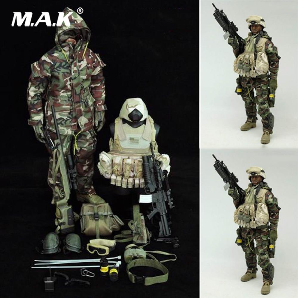 1/6 Soldier Clothes Set1/6 Scale USMC Rifleman Clothes Suit Set For 12 Male Action Figure Body