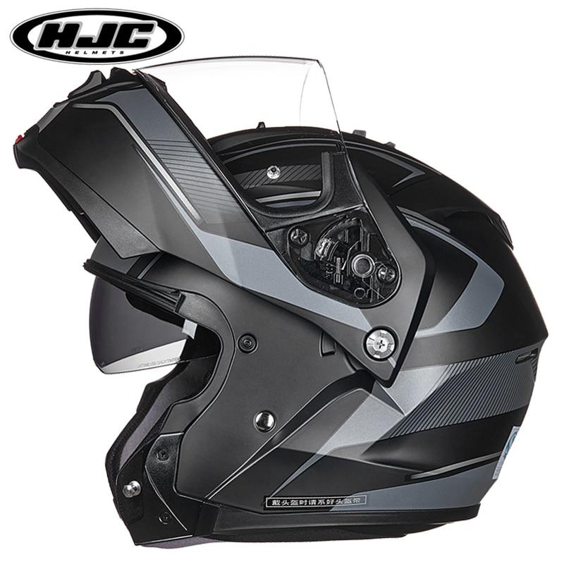 hjc is max flip up helmet full face motocross helmet motorcycle moto electric motorbike dual. Black Bedroom Furniture Sets. Home Design Ideas