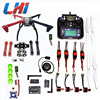 DIY LHI F450 Quadcopter Kit APM2.8 Frame Helicopter Rack APM2.6 and 6M 7M N8M GPS brushless motor