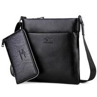 2017 New Arrival Top Quality Leather Kangaroo Men S Messenger Bag Brand Shoulder Bag Fashion Crossbody