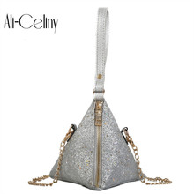 Leather Casual Handbags With Elegant Decoration