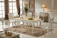 Glass Table Mesas Store Furniture Special Offer Rushed Antique Wooden No Cam Sehpalar Loft 2019 French Style Dinning Table