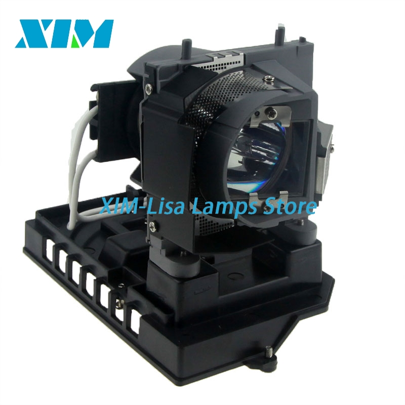 Wholesale High Quality 331 1310 725 10263 Projector Replacement Lamp with Housing for DELL S500 S500wi