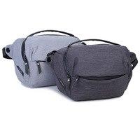 Waterproof 5L Gray&Dark Gray DSLR Camera Bag Shoulder Bag Camera Case for Canon Nikon Sony Olympus Dslr Camera