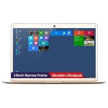14 cal Intel Atom Z8350 czterordzeniowy procesor systemu Windows 10 WIFI Bluetooth ultracienkich Kid dzieci szkolne Laptop Notebook komputer