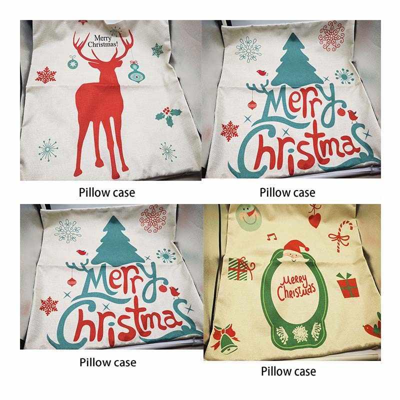 11.11 sale!!! Quà tặng cho Khách Hàng Giáng Sinh onaments đóng gói quà tặng túi quà tặng túi đóng hộp hoa oải hương túi lưu trữ gối trường hợp
