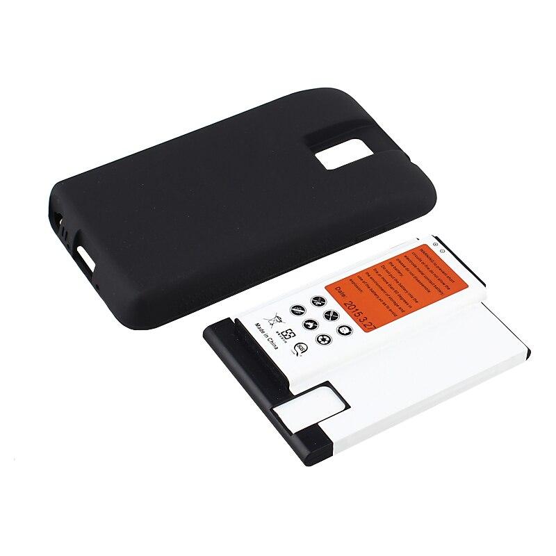 9600mAh NFC Batteria For <font><b>Samsung</b></font> Galaxy <font><b>Note</b></font> <font><b>4</b></font> N9100 + Back Case Cover High Capacity Extended Replacement <font><b>Battery</b></font> For <font><b>Samsung</b></font>
