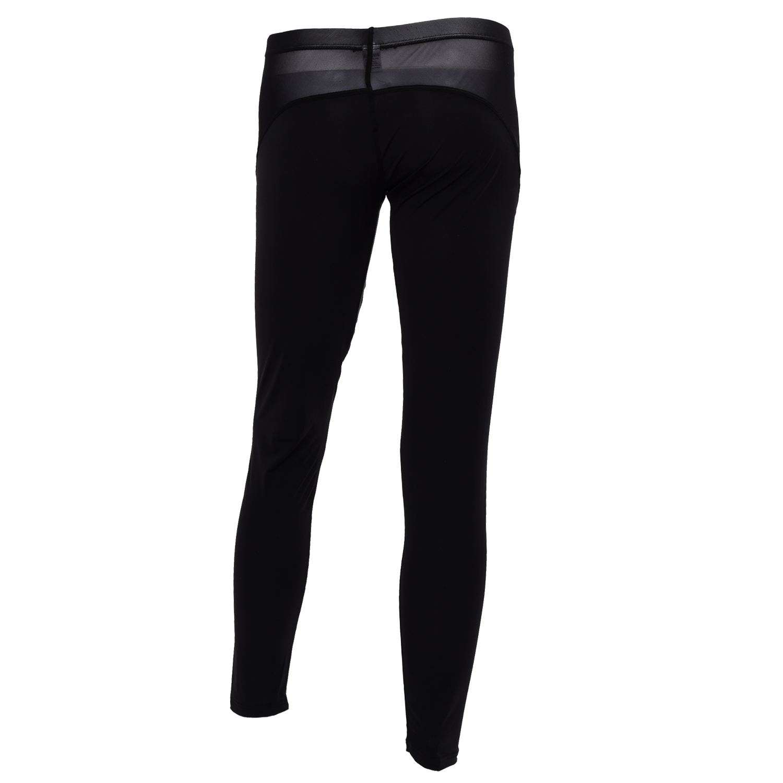 Hot  Men Long Pants Footless Pantyhose Underwear Leggings Baselayer Tights Sexy Hot