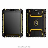 7 IP67 Rugged Industrial Tablet PC Mobile Phone Qualcomm 4G LTE UHF GPS Fingerprint Reader 2D