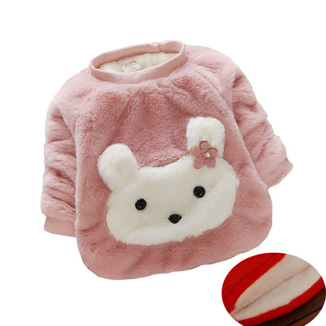 Cutest Pink Sweater for Baby Girls | Autumn 2017 Collection