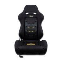 Asiento ajustable OEM SPE y YC101454 BK de asiento de coche deportivo de carreras de tela de novia|Asientos  bancos y accesorios| |  -