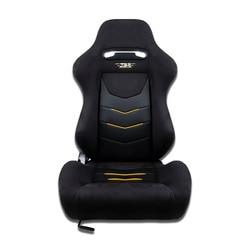 OEM SPE Disesuaikan Kursi dan Wanita Kain Olahraga Balap Mobil Kursi YC101454-BK