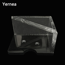 цена на Yernea High-quality Poker Discard The Device Poker Recycling Shelves Card Recycler Acrylic Acrylic Transparent Crystal