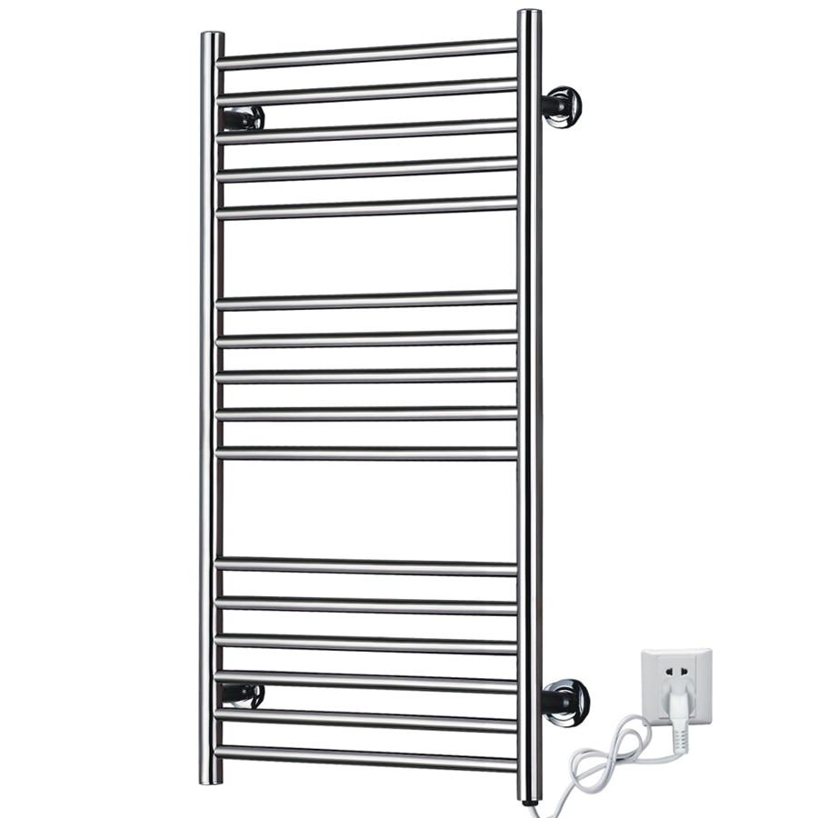 riscaldata rastrelliera porta asciugamano portasalviette in acciaio inox a parete elettrica tovagliolo mounted warmer titolare