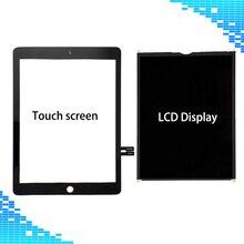 Экран Ремонт для iPad 9,7 2018 версия A1893 A1954 Сенсорный экран планшета панели и ЖК-дисплей Дисплей для iPad 6 6th Gen a1893 A1954