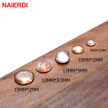 NAIERDI 30-80PCS Self Adhesive Silicone Rubber Damper Buffer Cabinet Bumpers Furniture Pads Cushion Protective Hardware cheap NONE CN(Origin) Woodworking FZL10 Door Catches Door Closer Transparent White Self-Adhesive Silicone Pad Rubber Door Stopper Cabinet Catches Bumpers