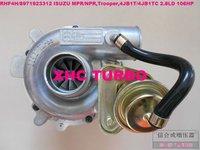 NEW RHF4H VICQ VC420028 8971923312 Turbocharger for ISUZU MPR/NPR,Trooper,Engine:4JB1T/4JB1TC 2.8LD