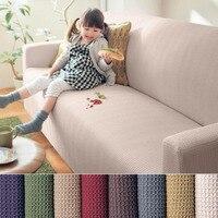 Wasserdichte stretch cover schutzhülle sofa decken volle deckung all inclusive sofakissen setzt sofa handtuch stoff cushion kundengebundene