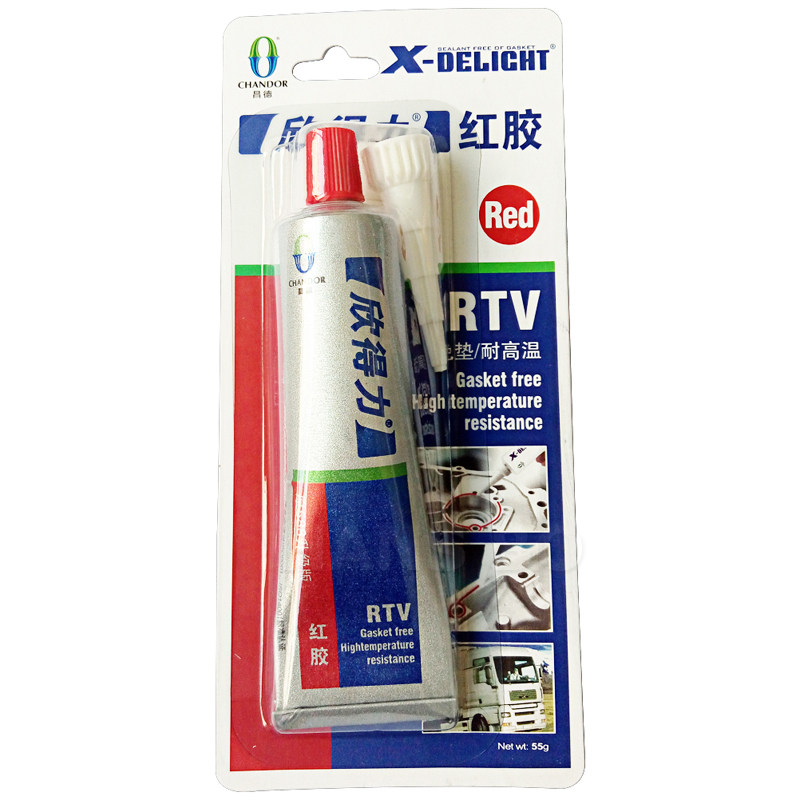 high temp rtv silicone gasket mark free sealant automotive engine mechanical quick dry sealant. Black Bedroom Furniture Sets. Home Design Ideas