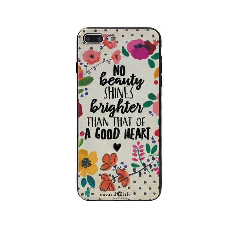 a7cfb5c049 ... MaiYaCa Positive Sayings Positive Words Think Happy be Happy Designs cover  case For iphone 6s 7 ...