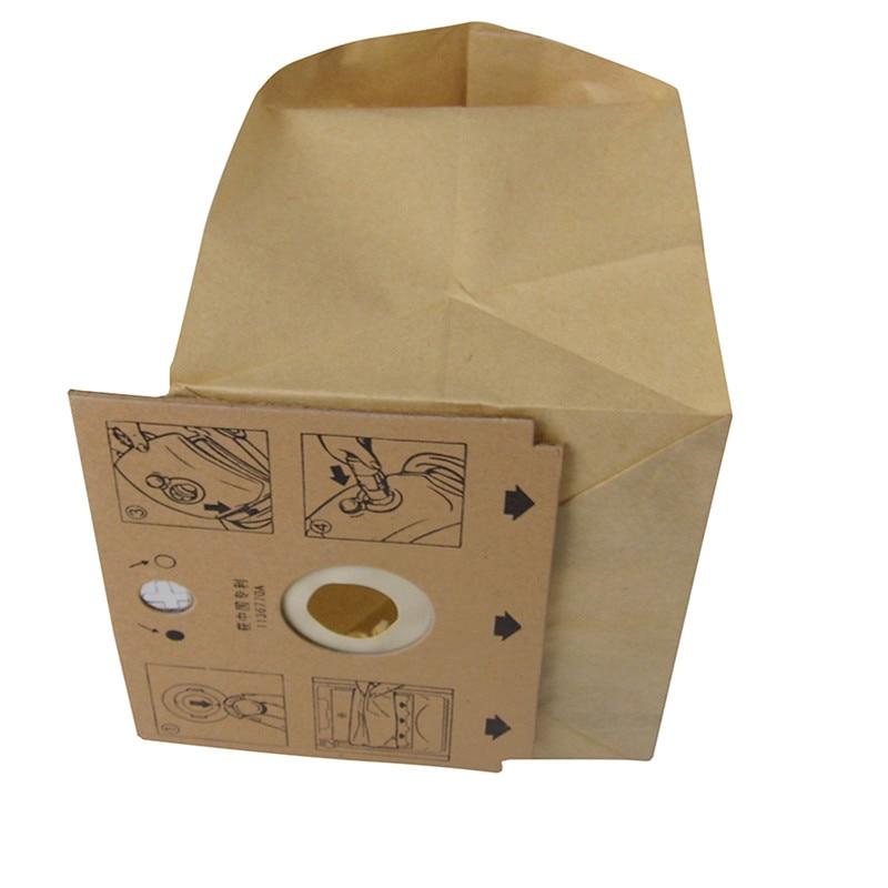 5 шт, пригодный для Rowenta пылесос Бумага сумка ZR745 RS068 RS007 RS005 RS035 RS063 пылесос Запчасти