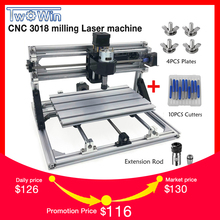 CNC3018 ER11,DIY Mini CNC Engraving Machine,Pcb Milling Machine,Wood Router,Laser Engraving,GRBL Control,Craved metal