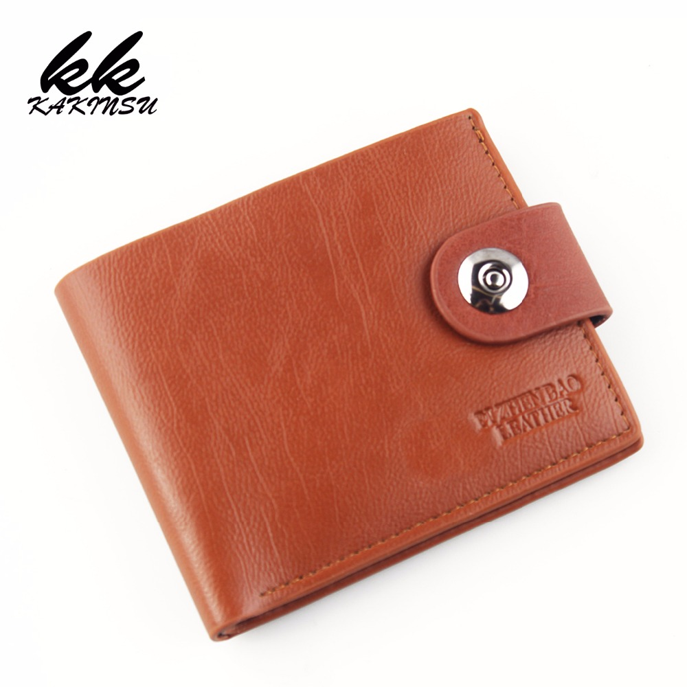Vintage Bifold Wallet Men Handbags Purse Coin Money Bag Male Leather Credit/ID Card Holder Billfold Purse Mini Wallet Hot Sale japan anime katekyo hitman reborn wallet cosplay men women bifold coin purse