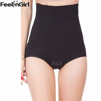 2018 New Women High Waist Trainer Waist Trimme Slim Waist Tummy Control Waist Shapewear Hook Bodyshaper