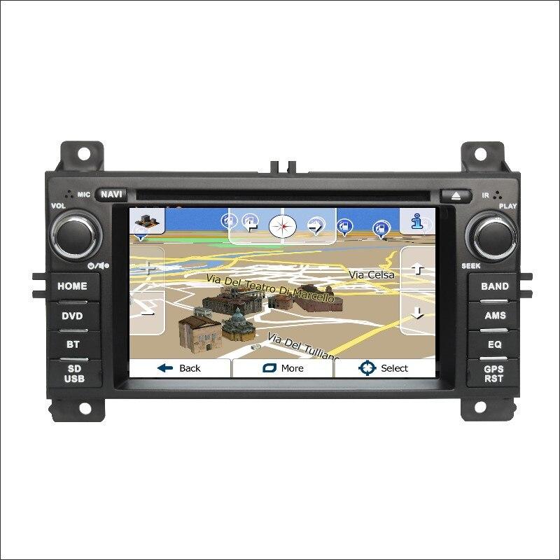 Para jeep grand cherokee 014 ~ -car radio cd reproductor de dvd amplificador de