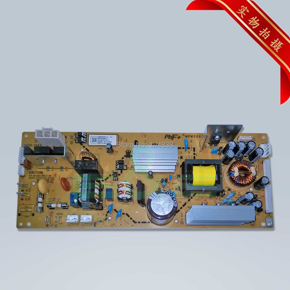 High Quality original New power supply board Compatible For kyocera FS 6025 6030 6525 6530 MFP