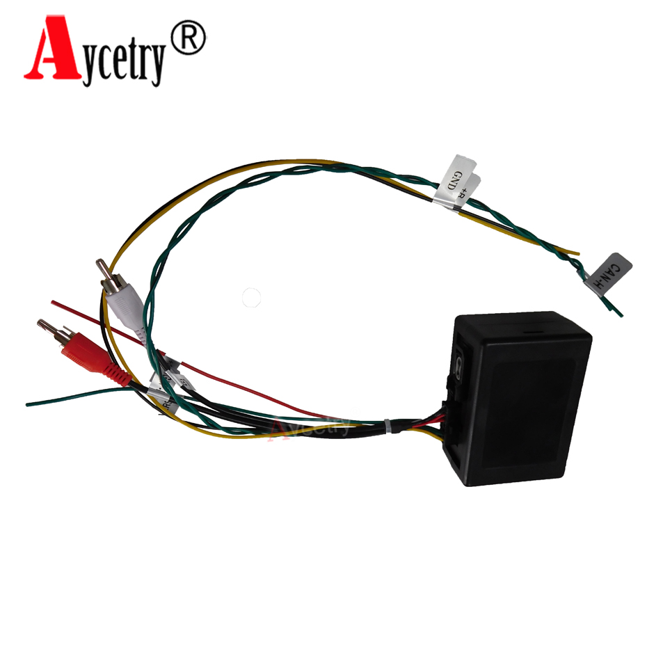 Aycetry For Mercedes Benz CLS/E/SLK/SL/S/CL/Class W219/W211/W171/W220/Bose/Harmon Kardon Optic AUX Car Optical Fiber Decoder Box-in Vehicle Camera from Automobiles & Motorcycles    1