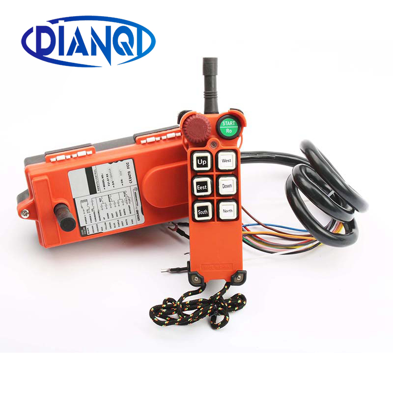 220V 12V 24V 380V Industrial remote controller switches  Hoist Crane Control Lift Crane 1 transmitter + 1 receiver F21-E1 arrow220V 12V 24V 380V Industrial remote controller switches  Hoist Crane Control Lift Crane 1 transmitter + 1 receiver F21-E1 arrow