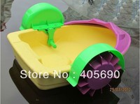 shallow water boat fast pedal boat for children
