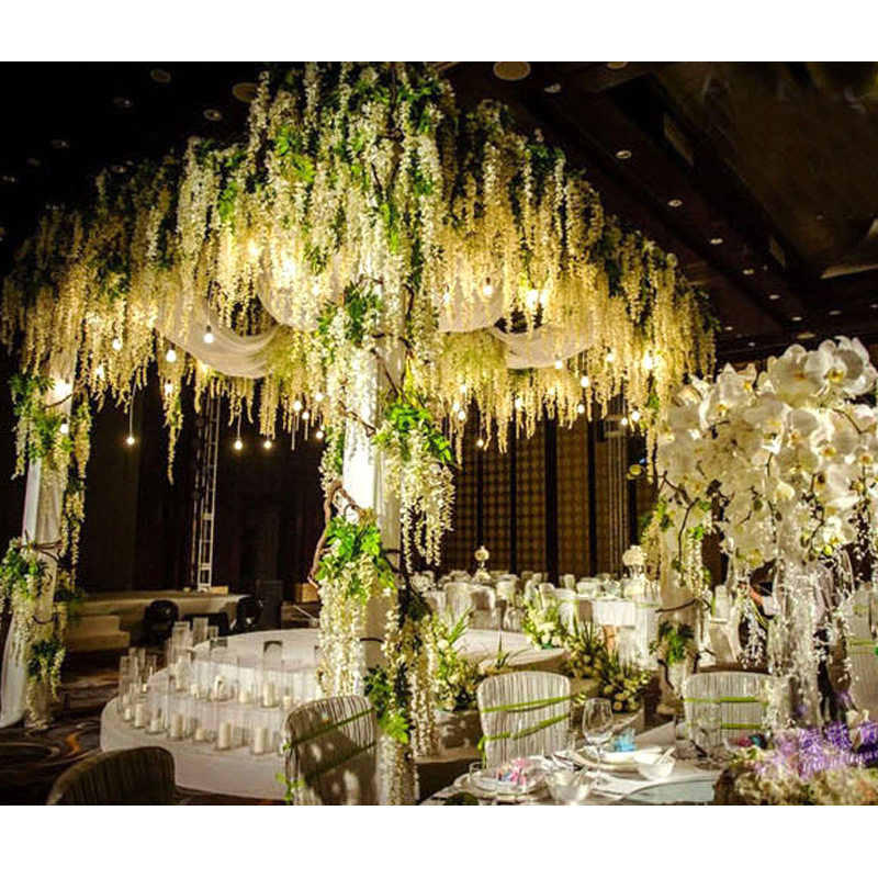 Attractive Wall Decorations For Wedding Receptions Frieze - All ...
