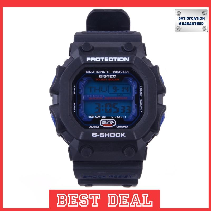спортивные часы водонепроницаемый 110 м цвет черный с высокое качество резиновый браслет бесплатная доставка, прямая поставка