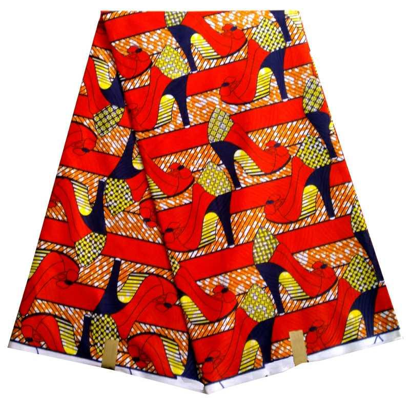 6yards Pagne Africain Super Wax Hollandais Prints African Fabric Cloth Hollandais Wax Wrappar-in ...